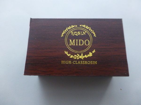HIGH QUALITY NEW ROSIN IN WOODEN BOX, FOR VIOLIN, VIOLA, CELLO. UK SELLER!!!